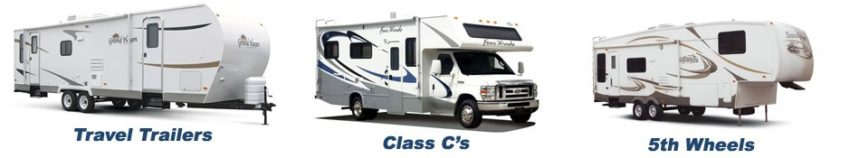 Mobile RV Repair all classes of rvs