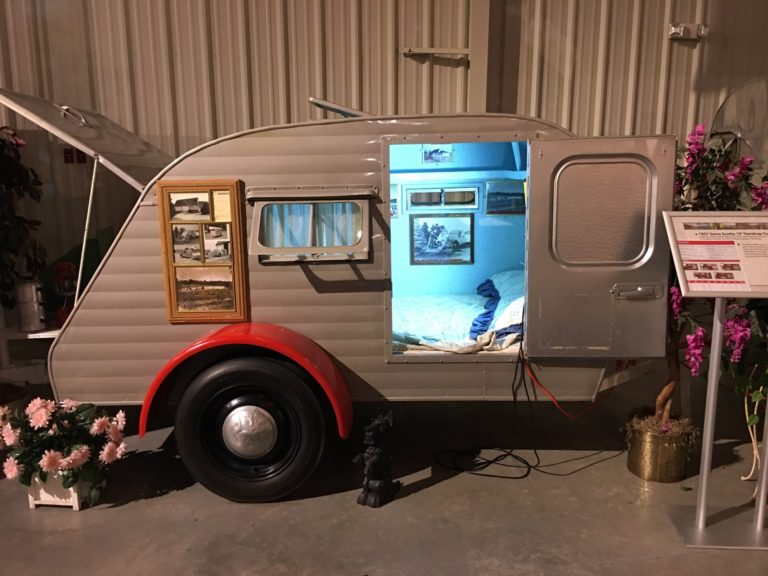 Mobile Repair Specialists attended the RV Dealer Show at the RV Hall of Fame
