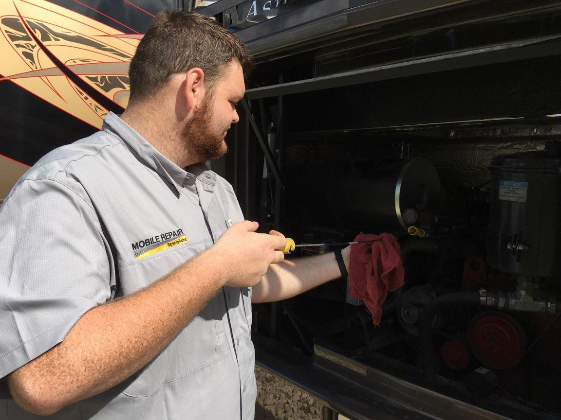 Rv Pre Buy Inspection In Dallas Fort Worth 183 Mobile Repair